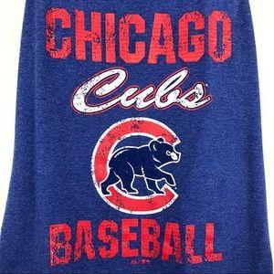 Majestic | Chicago Cubs Baseball Tank